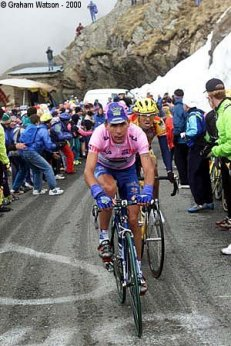 Francesco Casagrande_Giro d'Italia