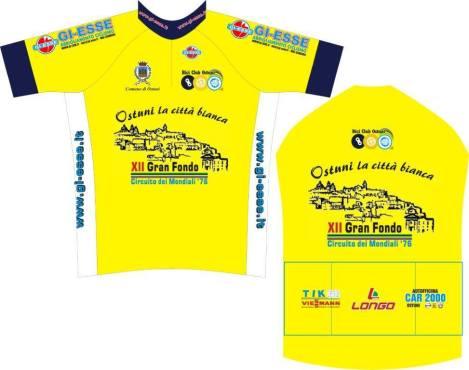 Maglia celebrativa GF Circuito Mondiali 76 - 2016