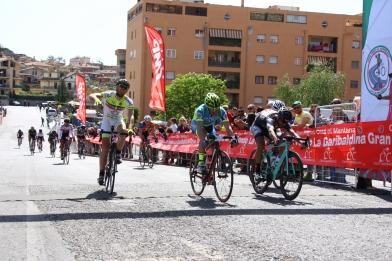 Garibaldina 2016 Marzano vittoria percorso medio