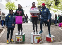 GF Alberobello Murge 2016 podio GF donne