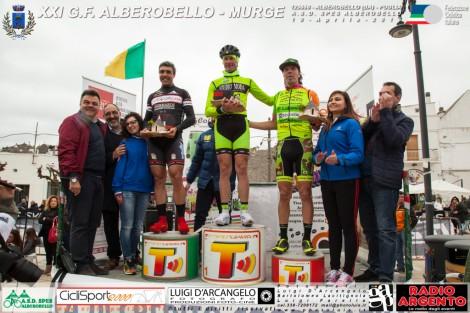 GF Alberobello Murge 2016 podio MF