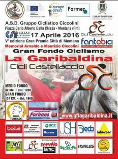 Locandina Garibaldina-Cicli Castellaccio 2016