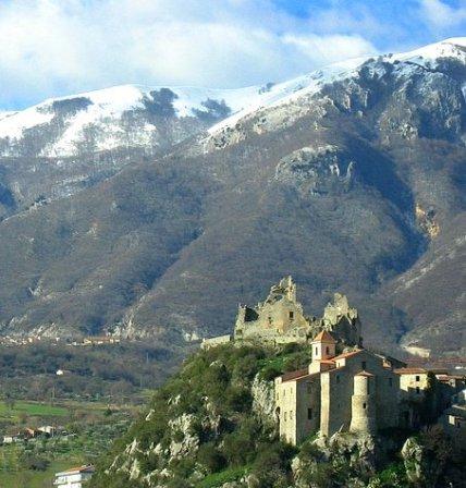 Panorama Monti Picentini