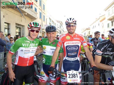 Leonardo Olmi, Francesco Casagrande, Francesco Failli