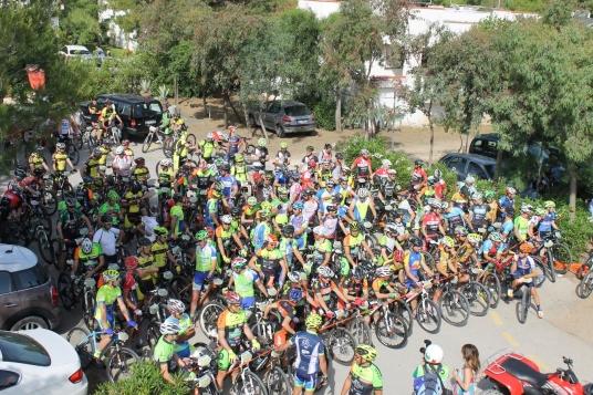 Gargano 2016 partenza Vieste (2)