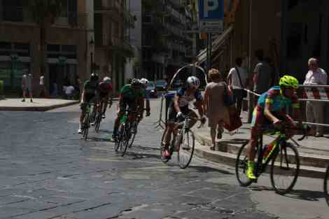 Coppa San Sabino 2016 strade cittadine Canosa
