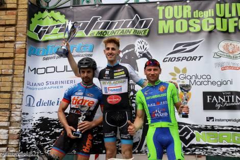 Tour Ulivi 02042017 podio assoluto