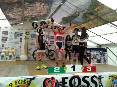FCI Marche 30042017 Cingoli_podio point to point