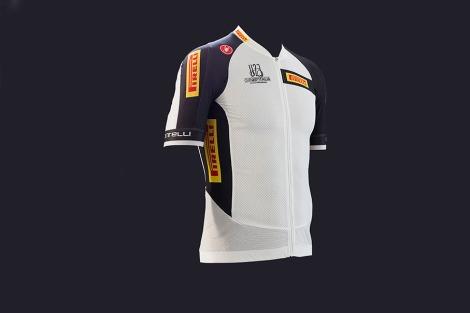 Pirelli Giro U23 White Jersey 3-4