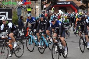 Gara ciclistica Gran FondoStrade Bianche 2019